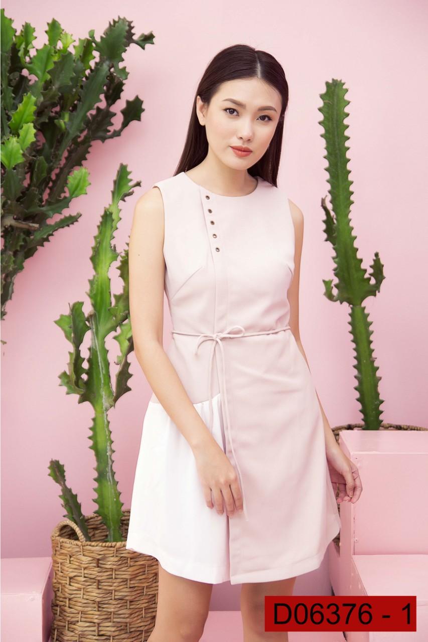 đầm công sở nữ thời trang Minh Minh