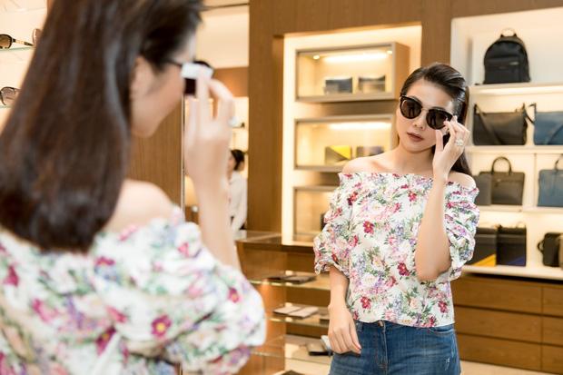 Lần thứ 3 dự Milan Fashion Week, Thanh Hằng hoang mang không biết nên mặc gì cho oách - Ảnh 6.